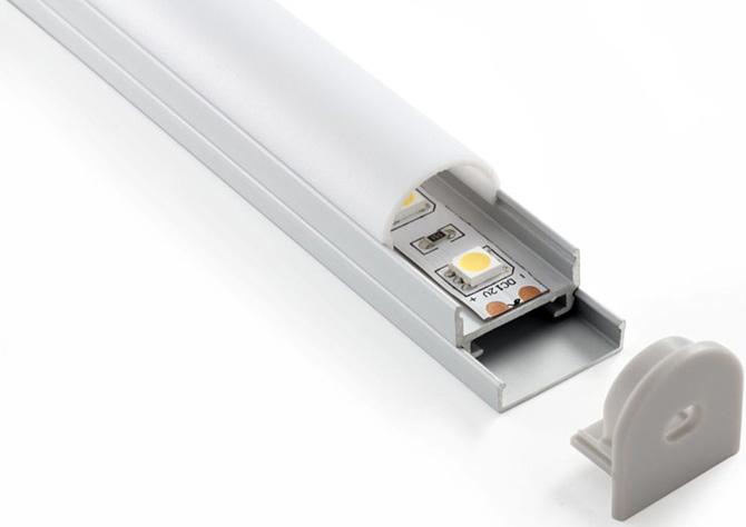 Рассеиватель для светодиодной ленты